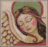 Pray ~ Cross Stitch from Teresa Kogut ~ Nashville 2017
