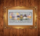 Halloween Stitch A Long Mystery Border from Tiny Modernist Inc