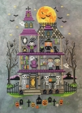 Haunted Mansion Mystery series from Tiny Modernist