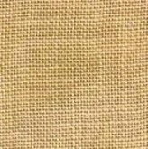 46 ct. Straw #1121 hand dyed Zweigart Bergen linen ~ Weeks Dye Works
