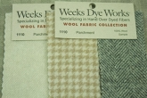 Weeks Dye Works 100 % Wool fabric ~ Houndstooth or Herringbone or Glen Plaid