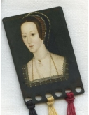 Henry VIII 2nd Queen Thread Keep ~ Whimsical Edge Designs