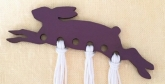 Purple Hare Thread Keep from Whimsical Edge Designs