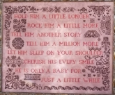 Only A Baby from White Lyon Needleart Designs