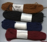 Appletons Crewel Wool Thread Collector Program ~ 8 skeins