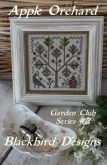 Apple Orchard  ~ Chart #2 ~ Garden Club series from Blackbird Designs