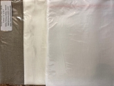 Zweigart Bergen Linen Grab Bag ~ Limited Edition ~ 3 pieces