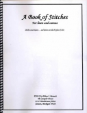 A Book of Stitches for Linen and Canvas by Eileen Bennett of the Sampler House