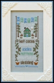 Seasonal Celebrations Series ~ Winter from Country Cottage Needleworks