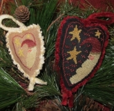 Profile Santa ~ Merry Noel Collection from Homespun Elegance