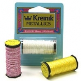 Kreinik #32 Heavy Braid ~ 5 meters (5 1/2 yard) spools