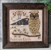 Peace on Earth from Kathy Barrick Designs
