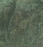 32 count Lush Meadow Green hand-dyed linen from Dames of the Needle