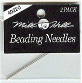 Beading Needles from Mill Hill ~ package of 2