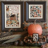 October from the Prairie Schooler ~ 1 only ~ Save 25%!