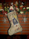 Charland's Stocking from Shepherd's Bush